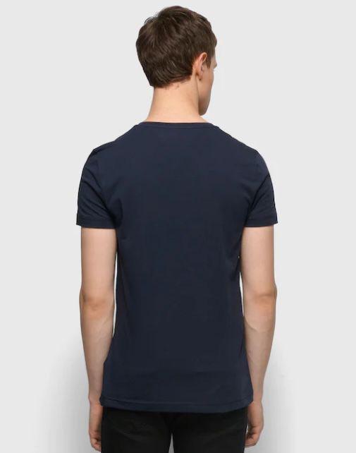 Tommy Hilfiger Jersey Shirt mit V Ausschnitt in 3 Farben für je 29,90€ (statt 38€)