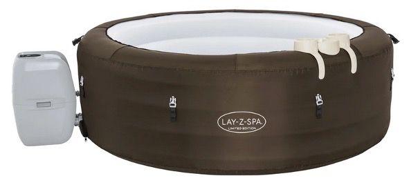 Bestway LAY Z SPA Whirlpool mit Massagefunktion 196x61cm für 399,95€ (statt 500€)