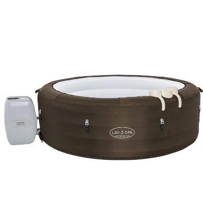 Bestway LAY-Z SPA Whirlpool mit Massagefunktion 196x61cm für 399,95€ (statt 500€)