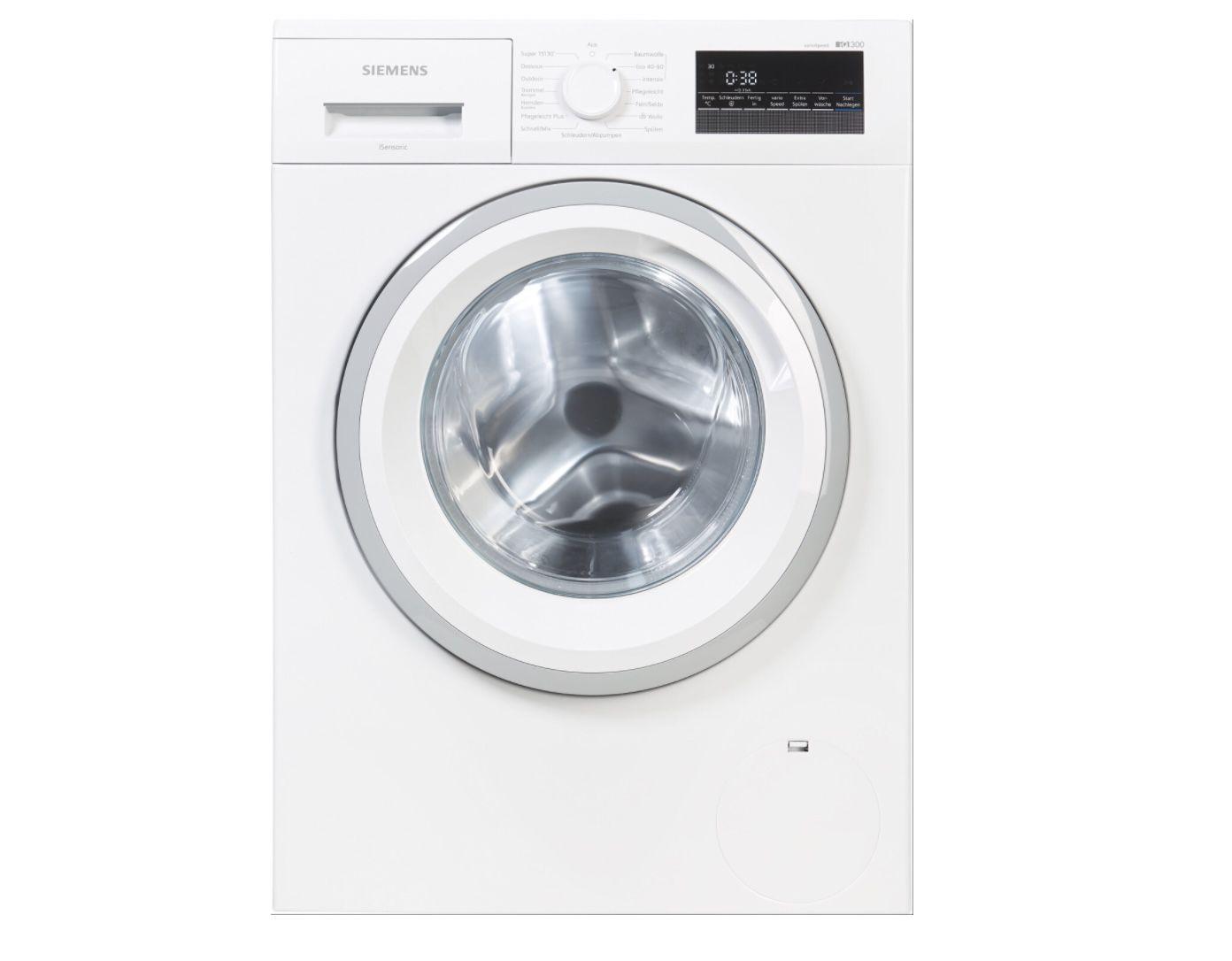 Siemens WM14NK20 8kg Waschmaschine 1400 U/Min für 368,10€ (statt 455€)