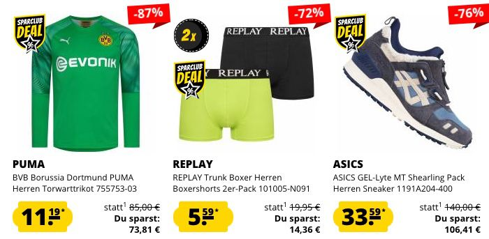🔥 SportSpar Preissturz Sale mit krassen Preisen   z.B. Clarks Trigenic Verve Boss Leder Schuhe für 22,39€ (statt 52€)