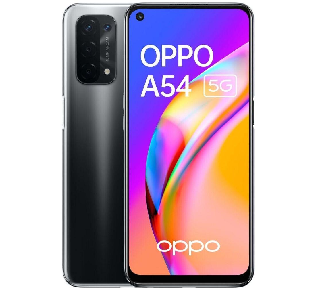 Oppo A54 5G mit 64GB + Oppo Enco Air für 49,99€ + o2 Allnet Flat mit 2GB LTE für 6,99€ mtl.