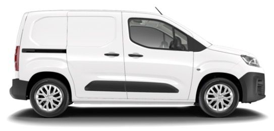 Citroën Berlingo Kastenwagen Club L1 BlueHDi 100 S&S mit 101PS für 8,76€ brutto mtl.   LF 0,36