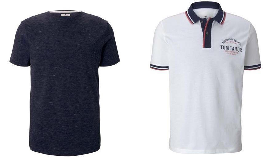 🔥 25% Rabatt auf Tom Tailor   z.B. T Shirts ab 6€ + keine VSK ab 30€