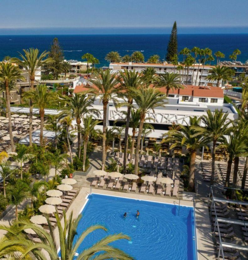 Last-Minute Gran Canaria: 7 Nächte zu zweit im 4* Hotel Riu Palace Palmeras mit All Inclusive, Flügen, Transfers ab 754€p.P.