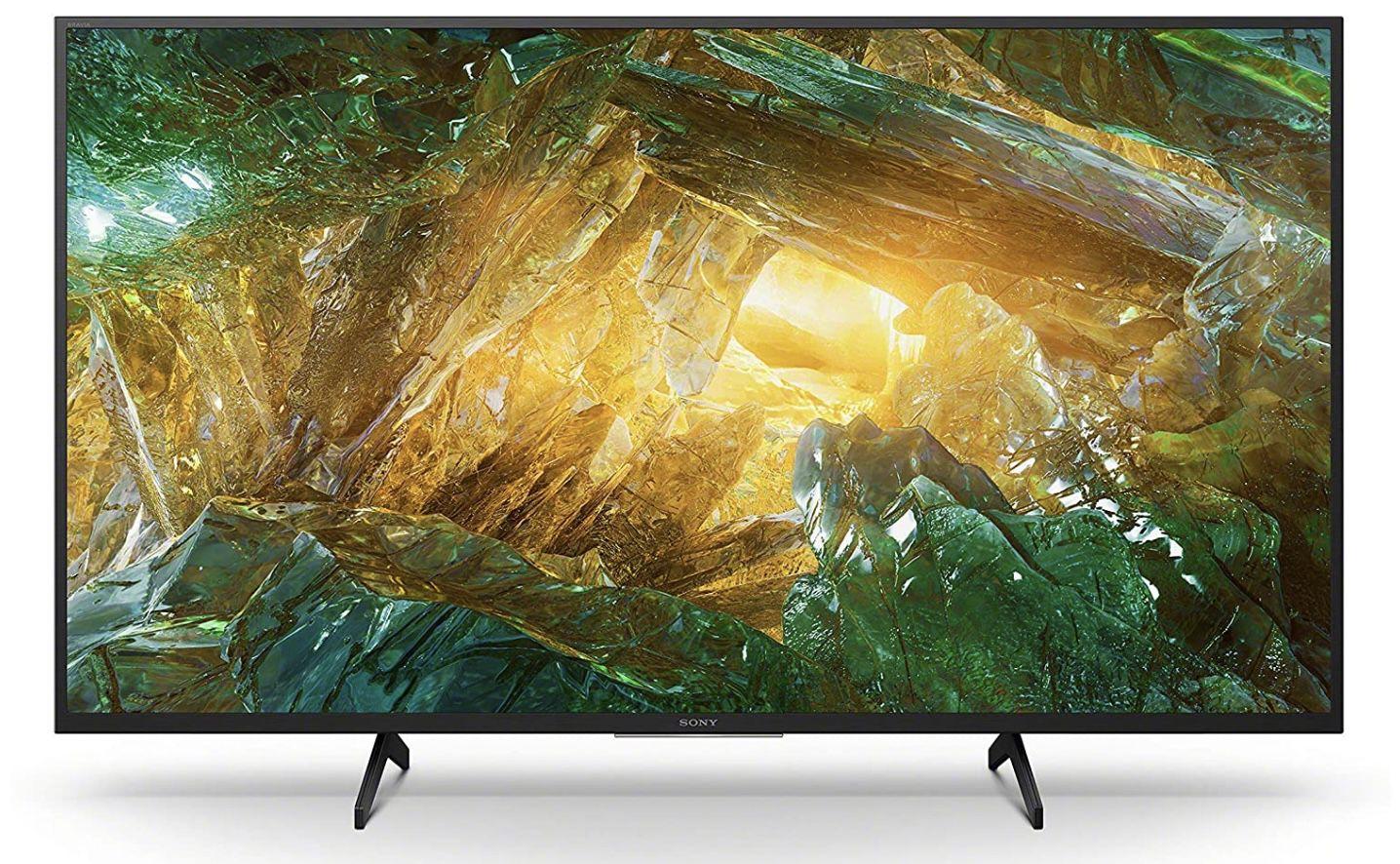 Sony KD 49XH8096 Bravia 49 Zoll UHD SmartTV mit HDR für 529€ (statt 583€)