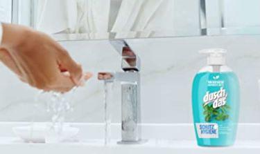 5x Duschdas Nachfüllseife mit antibakteriellem Effekt (je 500 ml) für 5,21€ (statt 9€)   Prime Sparabo