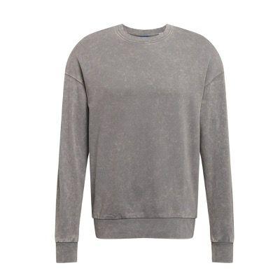 Jack & Jones Sweatshirt CALEB in Grau für 9,90€ (statt 31€)