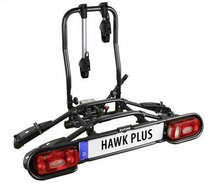 Eufab Hawk Plus Fahrradträger für 2 Fahrräder für 222€ (statt 279€)
