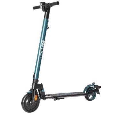 SOFLOW SO1 E-Scooter (7,8 Zoll, Schwarz, Grün) mit dt. Straßenzulassung für 199,41€ (statt neu 254€) – Kundenretoure