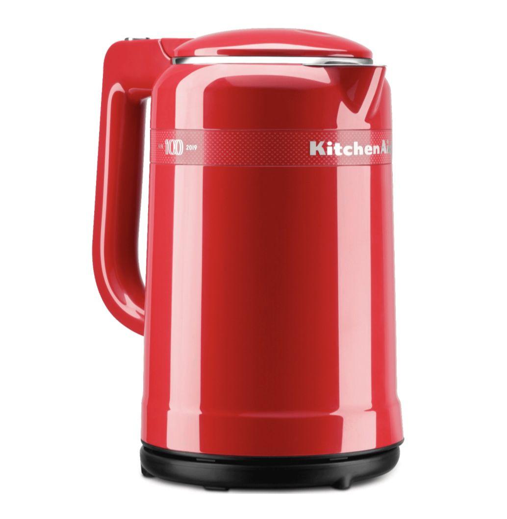 KitchenAid 5KEK1565HESD 1,5L-Wasserkocher, 2400 Watt, doppelwandig für 76,41€ (statt 109€)