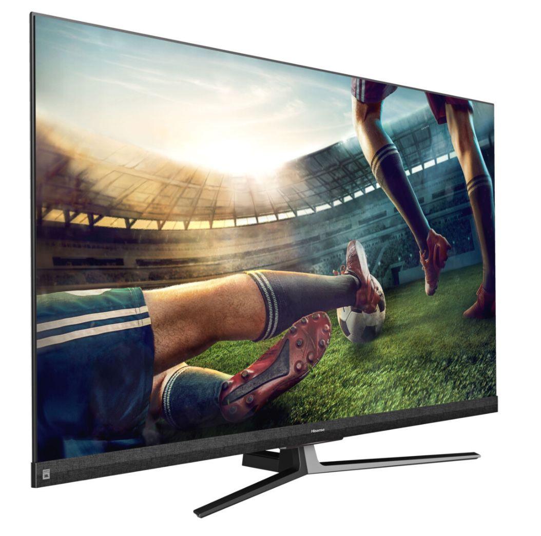 Hisense 65U8QF – 65 Zoll QLED UHD Fernseher mit 120 Hz für 899€ (statt 997€)