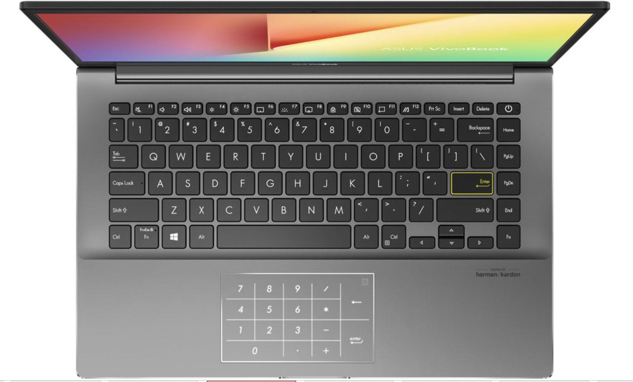 Asus VivoBook S14 S433EA EB043T für 777€ (statt 883€)