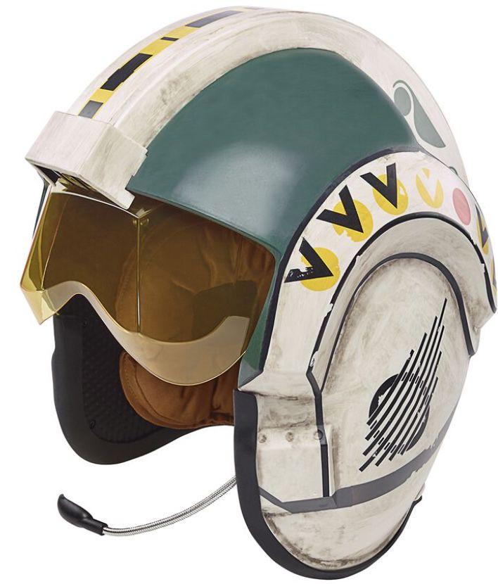 Hasbro Star Wars Wedge Antilles Battle Simulations Helm im Originalmaßstab für 78,79€ (statt 120€)