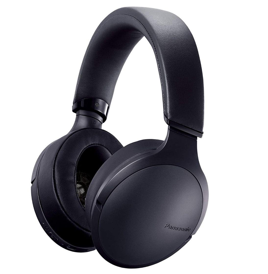 Panasonic RP-HD305BE-K Bluetooth Kopfhörer mit 24h Akkulaufzeit für 69,99€ (statt 130€)