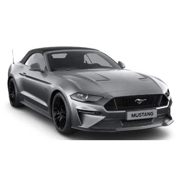 Ford Mustang 5.0 Ti-VCT V8 GT Cabrio mit 449 PS und 10-Gang-Automatik für 399€ mtl. – LF 0,77
