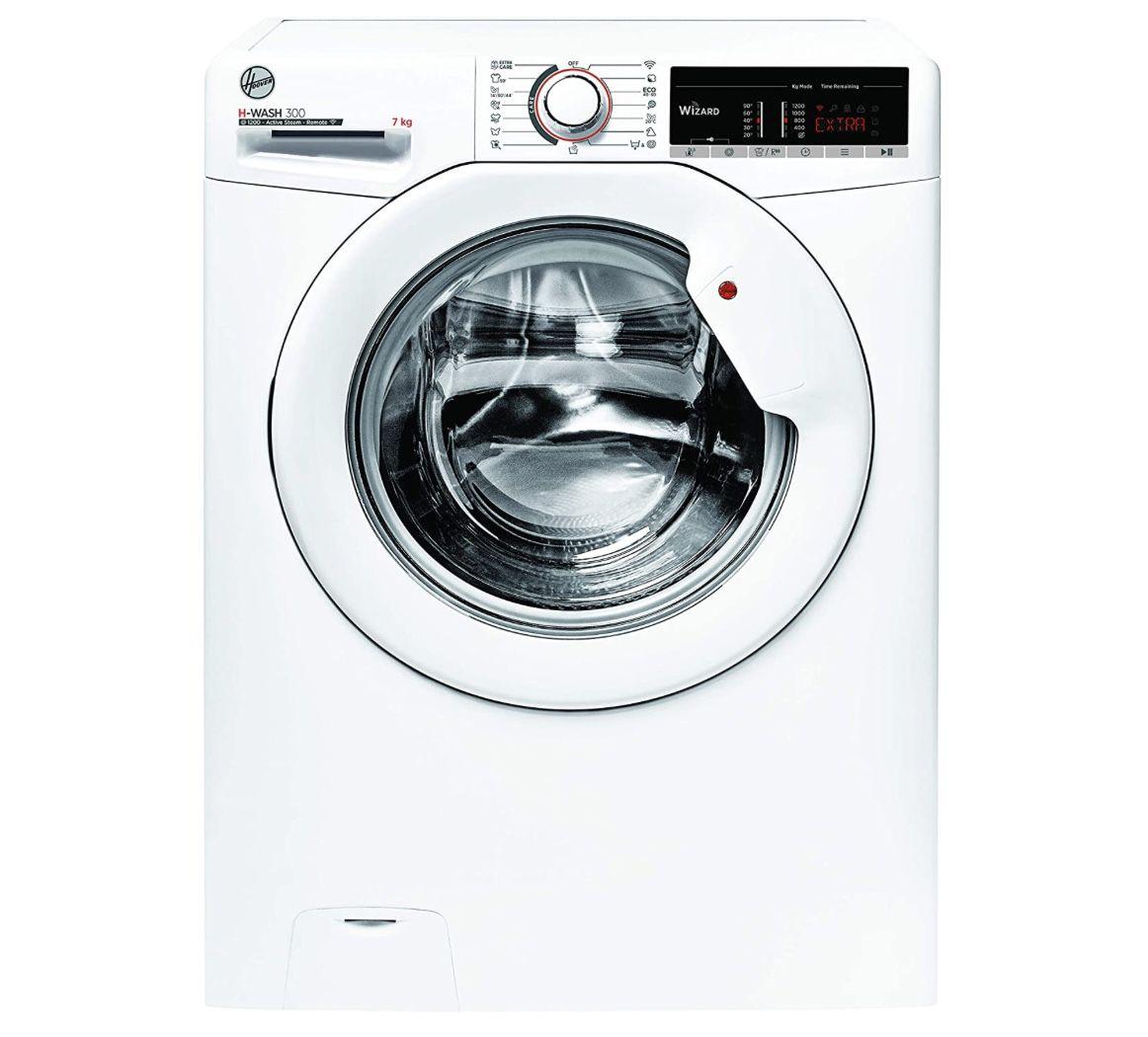 Hoover H WASH 300 7kg Waschmaschine mit 1200 U/Min für 245€ (statt 300€)