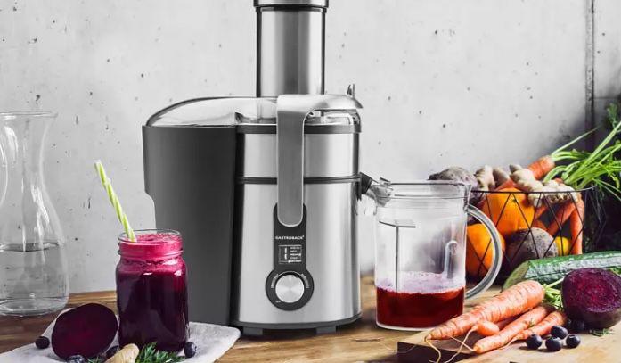Gastroback Design Multi Juicer Digital Entsafter für 109,99€ (statt 140€)