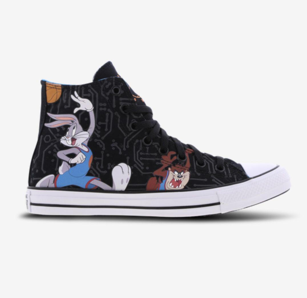 Converse Chuck Taylor Space Jam Sneaker für 56,24€ (statt 75€)