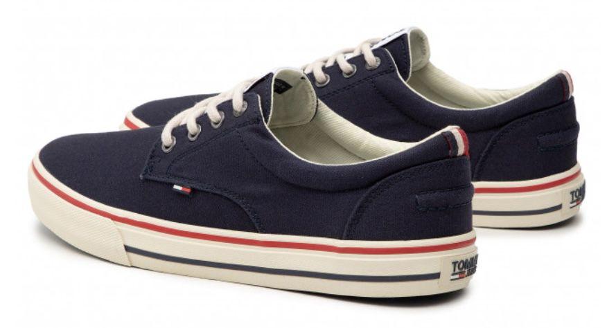 Tommy Jeans leichte Textile Sneaker für 35€(statt 49€)