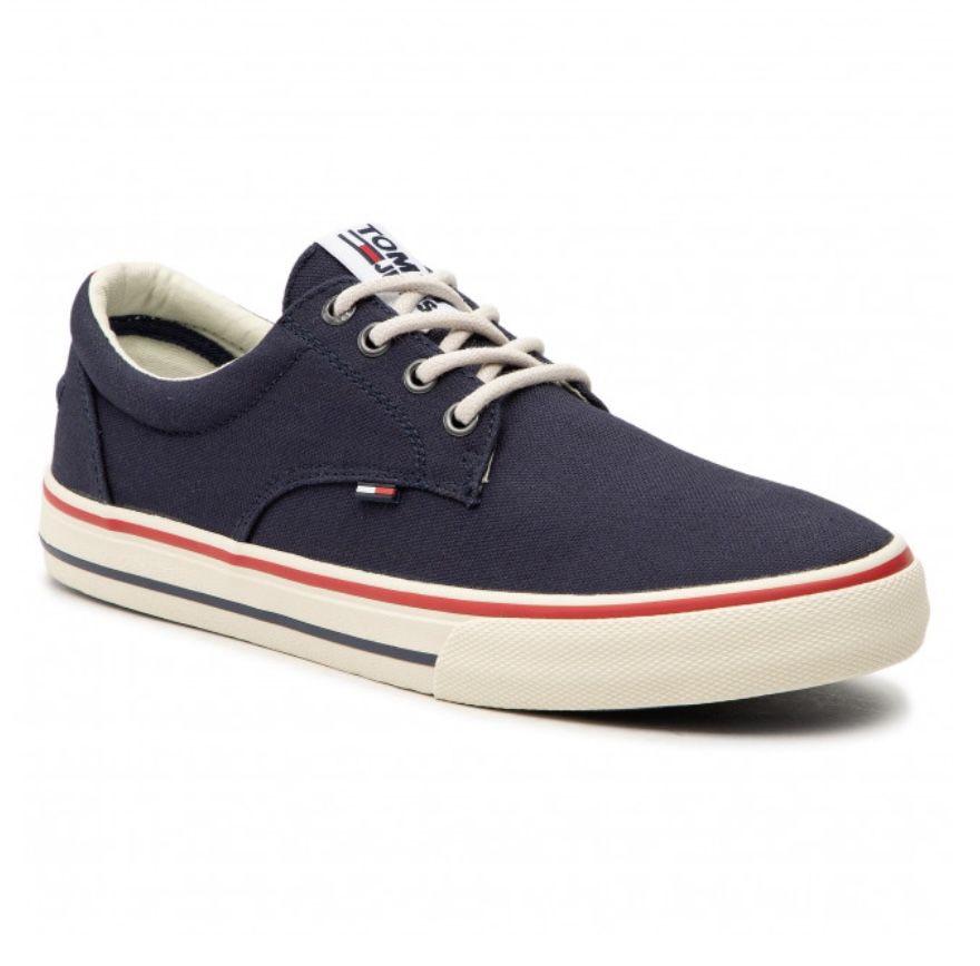Tommy Jeans leichte Textile Sneaker für 41,61€(statt 49€)