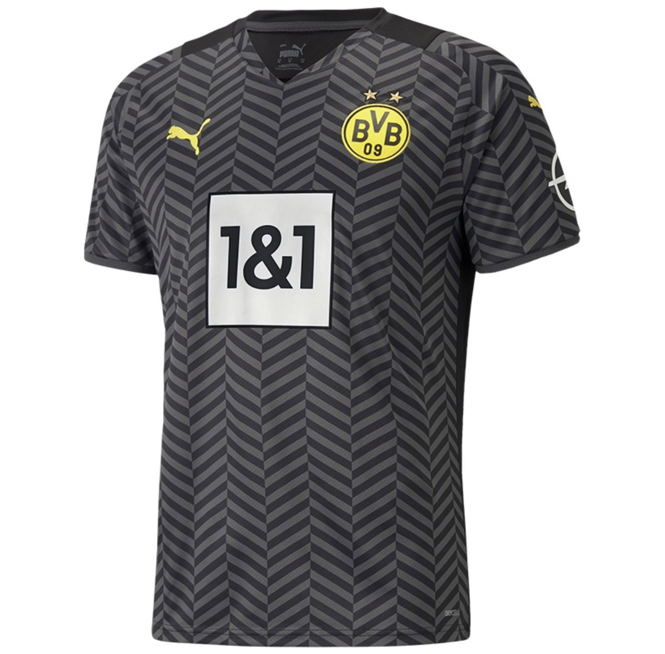 Puma BVB Borussia Dortmund Auswärtstrikot 21/22 für 52,97€ (statt 74€)