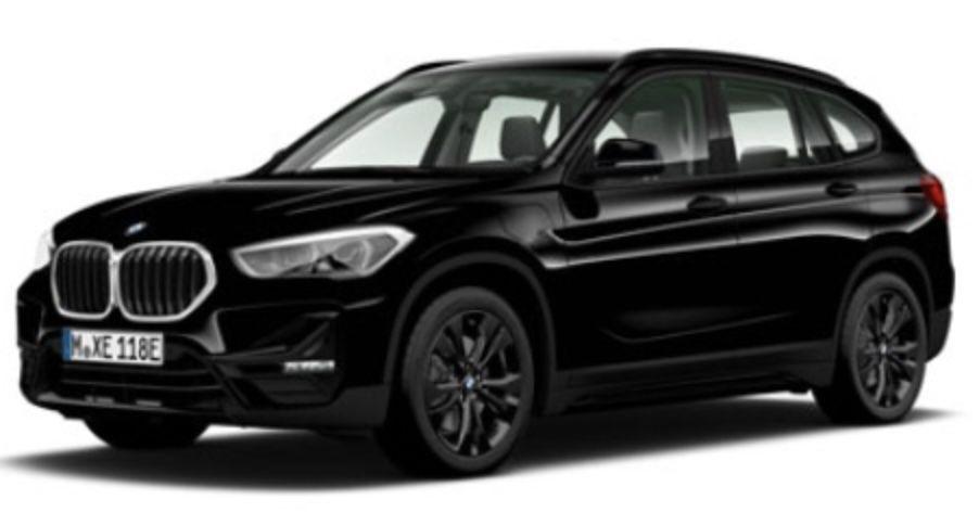 Privat: BMW X1 xDrive25e Hybrid mit 220 PS für 263,99€ mtl.   LF: 0.62