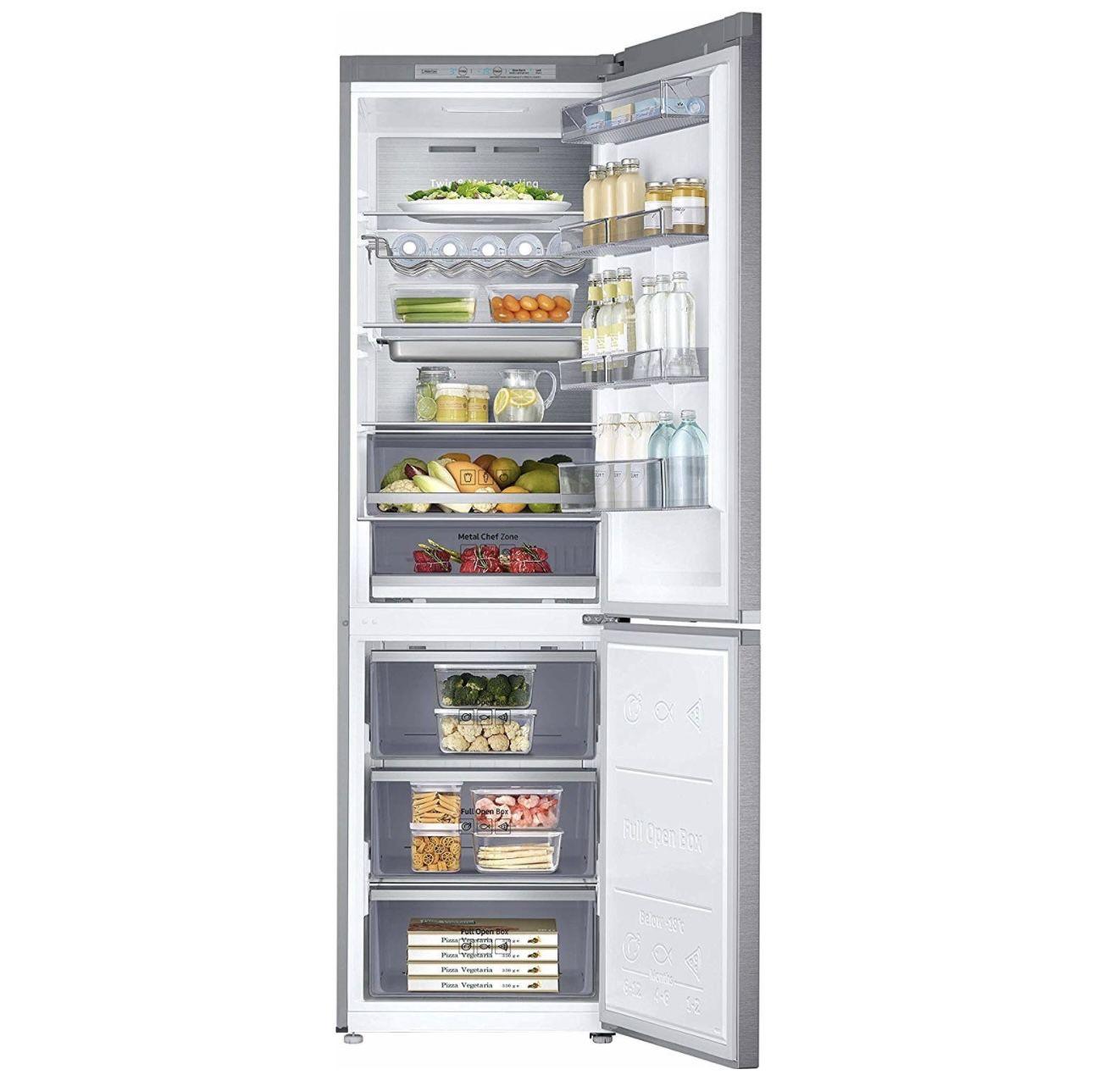 Samsung RL41R7799SR Kühl-Gefrierkombi mit NoFrost für 888,99€ (statt 1.038€)