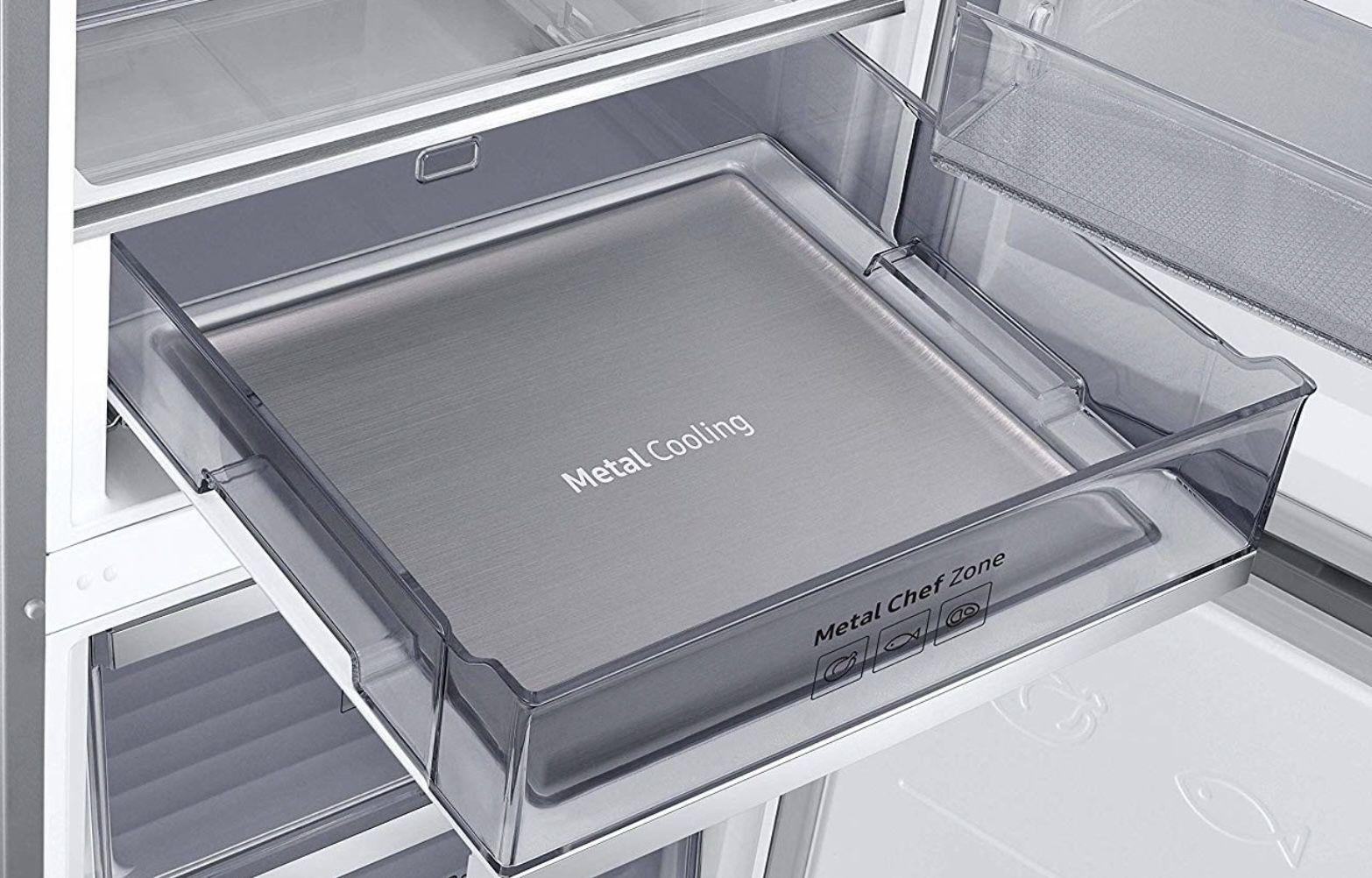 Samsung RL41R7799SR Kühl Gefrierkombi mit NoFrost für 888,99€ (statt 1.038€)