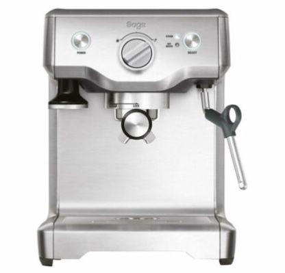 Sage The Duo Temp Pro Edelstahl Siebträger Espressomaschine für 242€ (statt 299€)