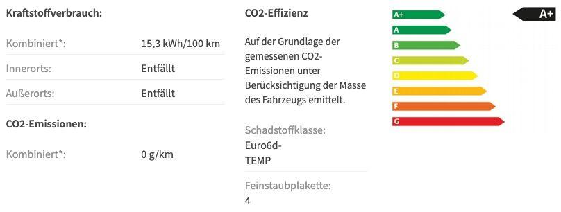 Privat: Kia e Niro Elektro mit 204 PS inkl. Wartung & Verschleiß für 237€mtl.   LF 0.55