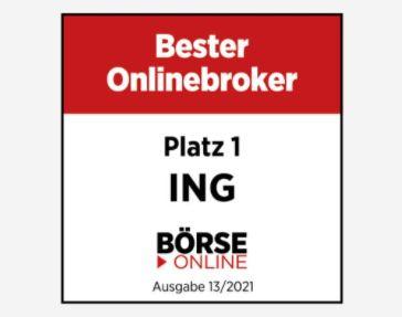 ING Direkt-Depot: 50€ Wunschgutschein für Neukunden (auch Giro-Bestandskunden) – gebührenfreie ETF Sparpläne