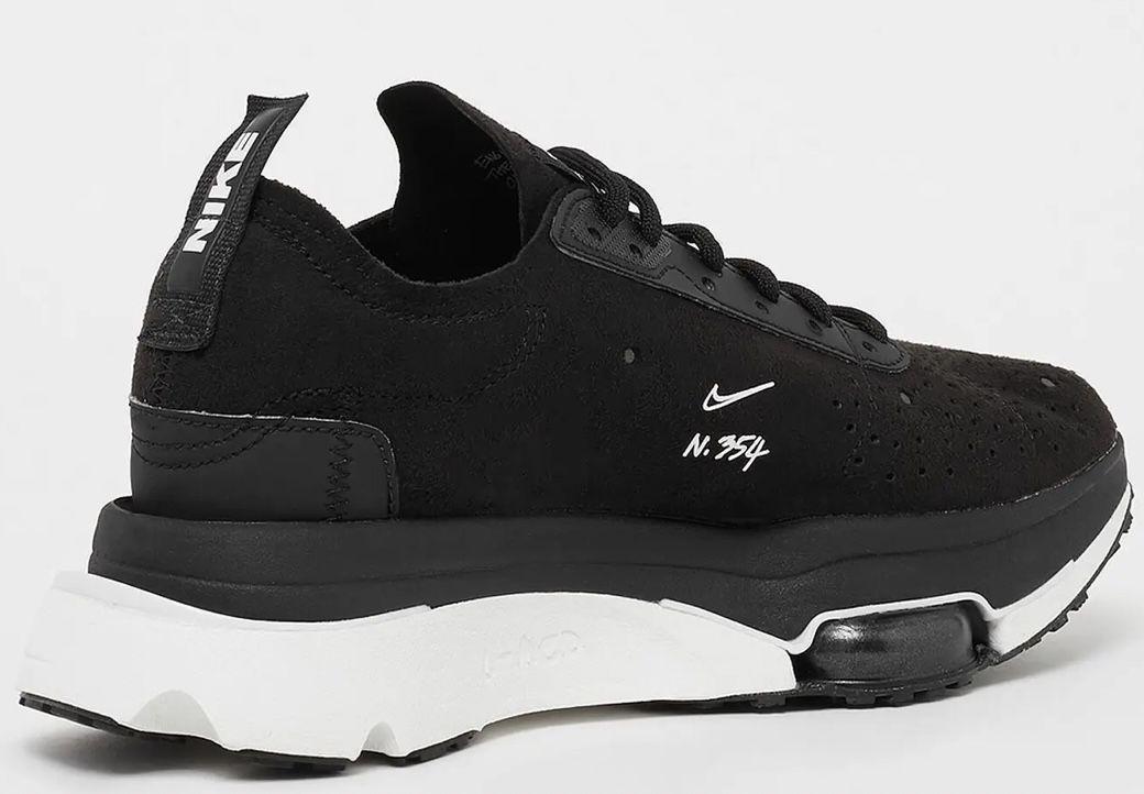 NIKE WMNS Air Zoom Type Damen Sneaker in Schwarz für 60€ (statt 70€)