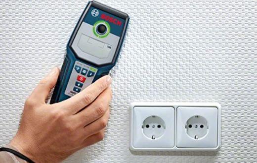 Bosch Professional digitales Ortungsgerät GMS 120 inkl. Marker für 62,99€ (statt 79€)