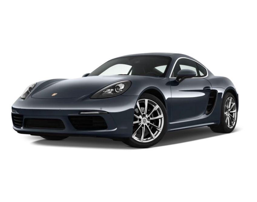 Privat: Porsche 718 Cayman mit 300 PS für 551€mtl.