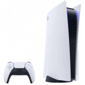 Sony PlayStation 5 Disc Edition + 2. DualSense Wireless-Controller für 219€ + Vodafone Allnet-Flat mit 10GB LTE für 26,99€ mtl.