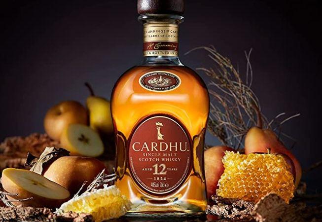 Cardhu 12 Jahre Single Malt Scotch Whisky ab 23,39€(statt 33€)   Prime Sparabo