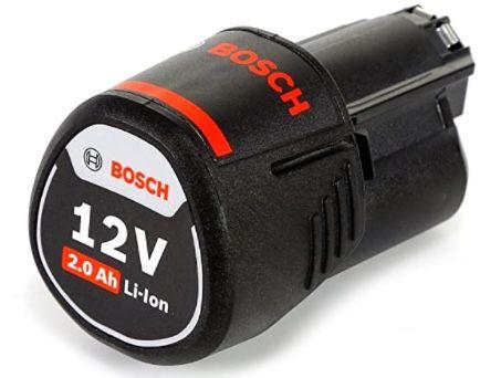 Bosch Professional 12V System Akku GBA 2.0Ah (im Karton) für 25,50€ (statt 32€)   Prime