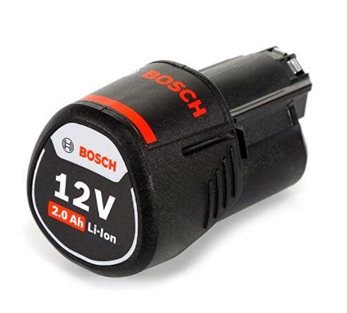 Bosch Professional 12V System Akku GBA 2.0Ah (im Karton) für 21€ (statt 32€) – Prime