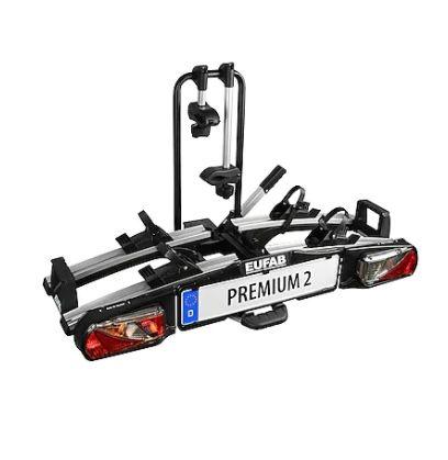 Eufab Premium II Fahrradträger (faltbar mit Tasche) für 279,99€ (statt 439€)