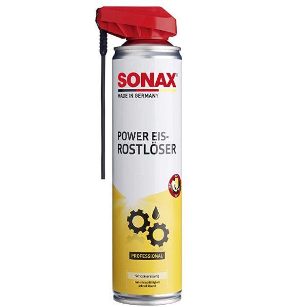 Sonax PowerEis Rostlöser mit EasySpray (400 ml) für 4,83€ (statt 9€)   Prime