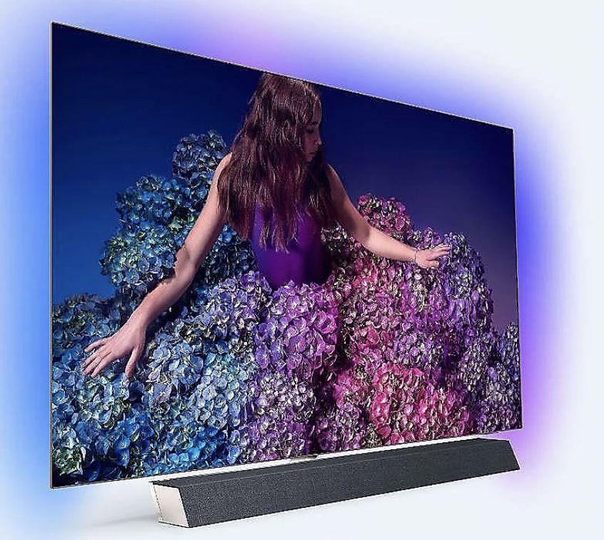 Philips OLED 55OLED934/12 139cm 55″ UHD ab 1.649€ (statt 2.004€)