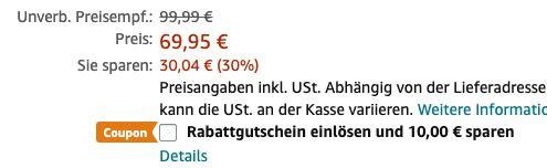 Medion MD19279 Digitale XXL Heißluftfritteuse für 59,95€ (statt 76€)