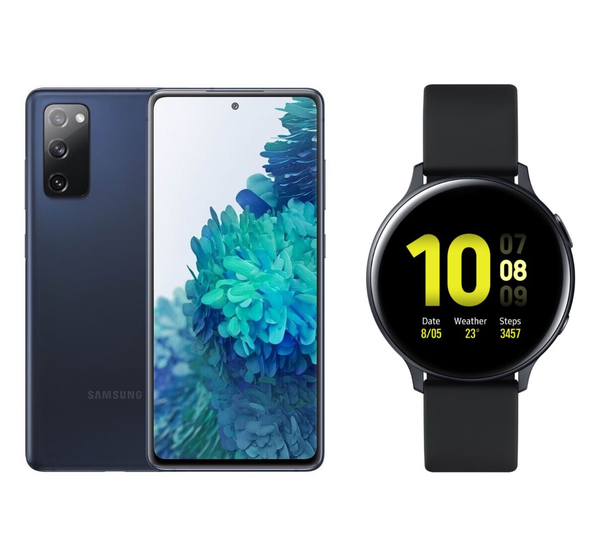 Samsung Galaxy S20 FE + Galaxy Watch Active2 für 129€ + Telekom Allnet-Flat von Congstar mit 10GB LTE für 22€ mtl.
