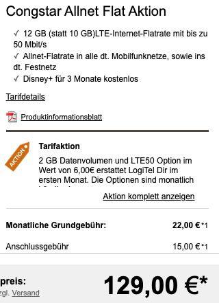 Samsung Galaxy S20 FE + Galaxy Watch Active2 für 99€ + Telekom Allnet Flat von Congstar mit 10GB LTE für 22€ mtl.
