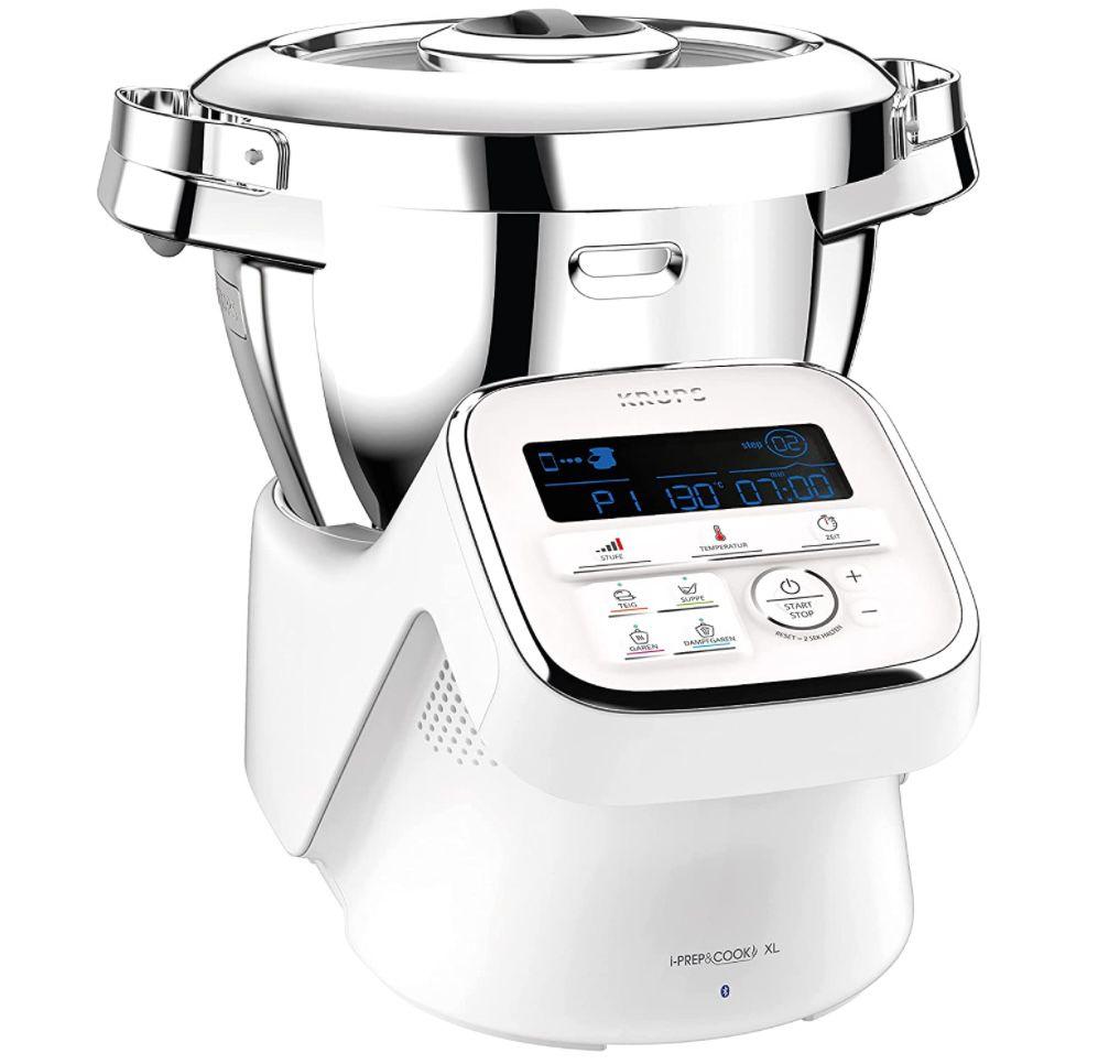Krups HP60A1 iPrep & Cook XL Küchenmaschine mit Kochfunktion für 615,48€ (statt 800€)