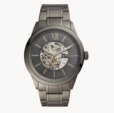 🔥 Fossil Sale mit bis zu -50% + weitere 30% + 15% Extra-Rabatt – z.B. Flynn Automatik-Uhr für 111,86€ (statt 167€)