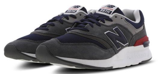 New Balance CM997HSM Sneaker in Grau für 49,99€(statt 69€)