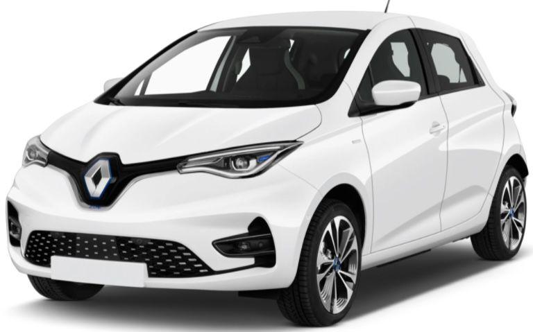 Privat: Renault Zoe Elektro R110 mit 108 PS für 96€ mtl.   LF 0.32