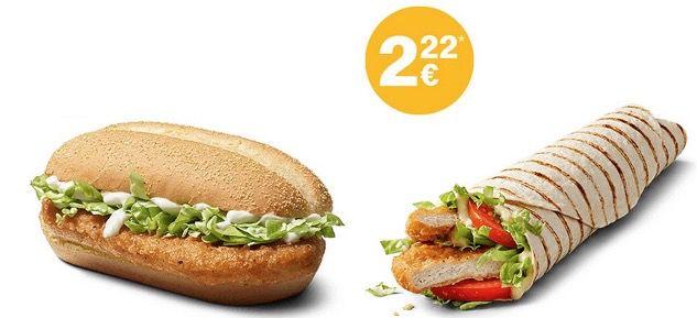 McDonalds Sommerdeals: Heute 2 Milchshakes nach Wahl je 0,25 Liter für 3€